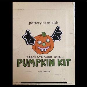 Pottery Barn Kids Pumpkin Set